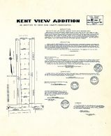 Kent View Addition, King County 1945 Vols 1 and 2